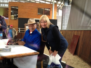 Me and Monty Roberts