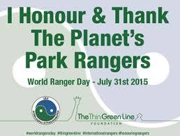 world ranger day 3